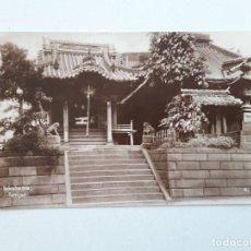Postales: YOKOHAMA, TEMPEL TEMPLE, JAPÓN, POSTAL 0073. Lote 200731258