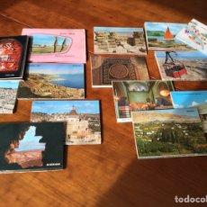 Postales: GRAN LOTE POSTALES TIERRA SANTA. Lote 200884776