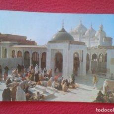 Postales: POST CARD PAKISTAN DATA DURBAR LAHORE MAUSOLEUM OF SYED ALI BIN USMAN HAJVERI DIVINIDAD MUSULMANA.... Lote 203229611