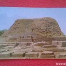 Postales: POST CARD PAKISTAN TAXILA CIUDAD ANTIGUA ANCIENT CITY BUDHA DYNESTY DYNASTY DINASTÍA NEAR RAWALPINDI. Lote 203230672