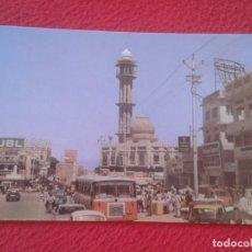 Postales: POST CARD PAKISTAN A VIEW VISTA OF KASHMIR ROAD CAMINO CARRETERA SADDAR RAWALPINDI CARTE POSTALE..... Lote 203244117