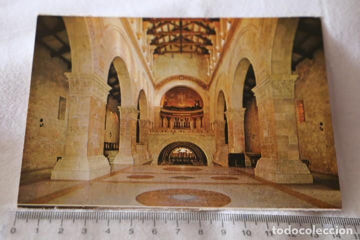 MONTE TABOR. BASÍLICA DE LA TRANSFIGURACIÓN ISRAEL 9263 (Postales - Postales Extranjero - Asia)