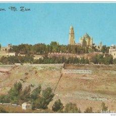 Postales: == C440 - POSTAL - JERUSALEM - MONTE SION - GENERAL VIEW. Lote 205339642
