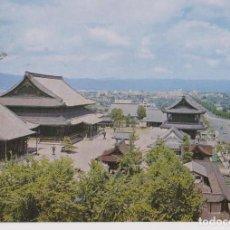 Postales: HIGASHI-HONGAN JAPON. Lote 205739277