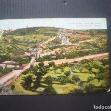 Postales: JERUSALEM-MONT DES OLIVIERS-EBC POSTAL.. Lote 205756920