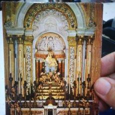 Postales: POSTAL HAIFA MONASTERIO STELLA MARIS BASÍLICA DEL MONTE CARMELO JERUSALÉN S/C. Lote 207004151