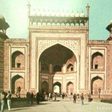 Postales: INDIA. TAJ MAHAL. NUEVA. COLOR. Lote 207177076