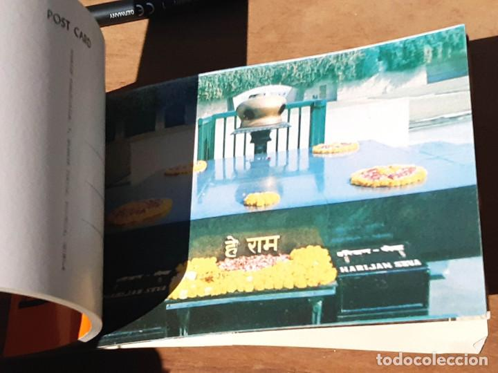 Postales: Taco de 20 postales de Delhi Old & New. India. Años 60. - Foto 2 - 214812387