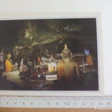 Postales: POSTAL. TAILANDIA BANGKOK BUDDHA IMAGES. SIN CIRCULAR. POST CARD. Lote 218711641