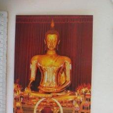 Postales: POSTAL. THE GOLDEN BUDDHA OR SUKHOTHAI. SIN CIRCULAR. POST CARD. Lote 218711701