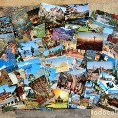 Postales: LOTE DE 70 POSTALES EXTRANJERAS - SIN CIRCULAR -. Lote 220091631