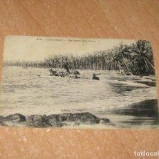 Postales: POSTAL DE COLOMBO SRI LANKA. Lote 221753965