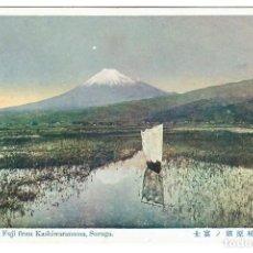 Postales: MONTE FUJI (JAPON). Lote 222183110