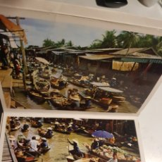 Postales: POSTALES DESPLEGABLES THAILANDIA. Lote 232344815