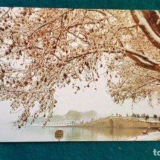 Postales: POSTAL PUENTE SOBRE LAGO - CHINA. Lote 233965090