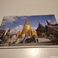 Postales: TAILANDIA SELLOS POSTAL. Lote 235360455