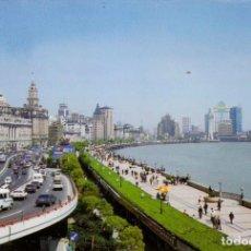 Postales: THE BUND, SHANGHAI. CIRCULADA. GF. Lote 243159700