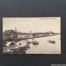 Postales: POSTAL ANTIGUA SINGAPUR CONNAUGHT DRIVE VC007. Lote 244513380