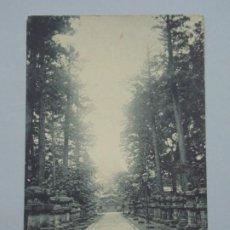 Postales: ANTIGUA POSTAL - TOKYO - JAPON - THE TOSHOGU SHRINE AT THE UENO PARK ...L3418. Lote 244985135