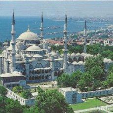 Postales: ESTANBUL. ISTANBUL. TURQUÍA. LA MEZQUITA AZUL. 10X15 CM. AÑOS 70.. Lote 245253705