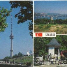 Postales: ESTANBUL. ISTANBUL. TURQUÍA. 10X15 CM. AÑOS 70.. Lote 245254210