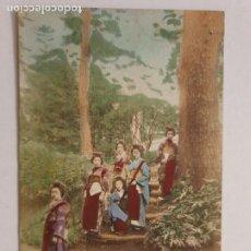 Postales: JAPÓN - GEISHAS / MAIKOS - P47578. Lote 246021600