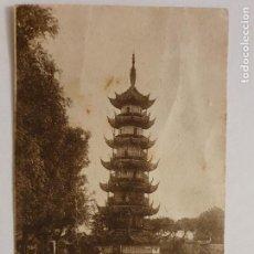 Postales: CHINA - SHANGHAI - PAGODA - P47581. Lote 246021625