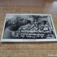 Postales: CURIOSA POSTAL OBRA DE LA SANTA INFANCIA CASA DE NGU CHEN CHINA. Lote 253871925