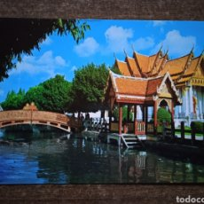 Postales: POSTAL WAT BENCHAMABOPHITR, MARBLE TEMPLE, BANGKOK. SIN CIRCULAR.. Lote 262495950