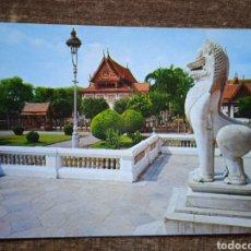 Postales: POSTAL TAILANDIA-WAT BENJAMABOPIT, BANGKOK. SIN CIRCULAR.. Lote 262499220
