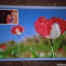 Postales: POSTAL CAMPO DE AMAPOLAS EN EL NORTE DE TAILANDIA. SIN CIRCULAR.. Lote 263219470