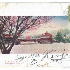 Postales: KIOTO (JAPON) - SANTUARIO DE HEIAN-JINGU - CIRCULADA. Lote 265860714