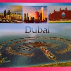 Postales: POSTAL DUBAI THE PALM ISLAND CON SELLO POSTAL DEL PAIS AÑO 2011 SIN CIRCULAR. Lote 269710168