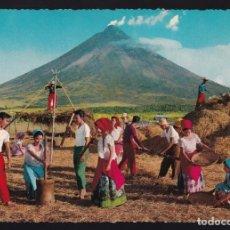 Postales: FILIPINAS. LUZON. ALBAY. *THE MAYON* NUEVA. Lote 270240598