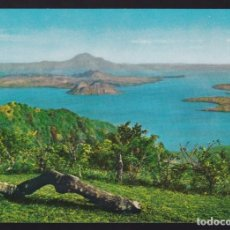 Postales: FILIPINAS. CAVITE. TAGAYTAY. *VIEW OF TAAL* NUEVA.. Lote 270241783