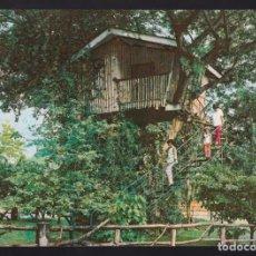 Postales: FILIPINAS. ZAMBOANGA. PASONANCA. *TREE HOUSE* NUEVA.. Lote 270242058