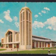 Postales: FILIPINAS. ZAMBOANGA. *THE ZAMBOANGA CATHEDRAL* NUEVA.. Lote 270242768