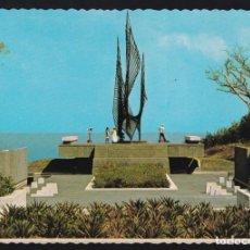 Postales: FILIPINAS. CORREGIDOR. *THE WAR MEMORIAL CHAPEL* LOTE 2 DIFERENTES. NUEVAS.. Lote 270243688