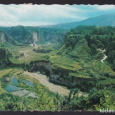Postales: INDONESIA. SUMATRA OCCD. *NGARAI SIANOK MOUNTAIN PANORAMA...* CIRCULADA 1974.. Lote 271568098