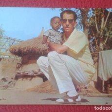 Postales: POST CARD MISIONES SALESIANAS CALCUTA INDIA DEJAD QUE LOS NIÑOS VENGAN A MI RELIGIOSOS KOLKATA ASIE.. Lote 276559228