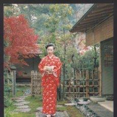 Cartes Postales: JAPÓN. KYOTO. *OUTSIDE THE SHOJUAN...* NUEVA.. Lote 278504743