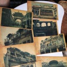 Postales: LOTE POSTALES VINTAGE JAPÓN DOSSER BAR LOSING CLUB, COMPRADAS EN JAPÓN EN 2009.. Lote 287145983