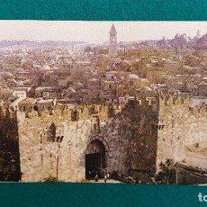 Postales: POSTAL JERUSALEM - DAMASCUS GATE. Lote 287905398