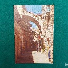 Postales: POSTAL JERUSALEM - VIA DOLOROSA. Lote 287905553