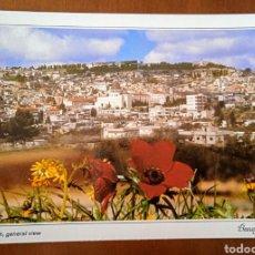 Postales: POSTAL NAZARETH, GENERAL VIEW. BEAUTIFUL ISRAEL. SIN CIRCULAR.. Lote 288614533