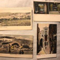 Postales: POSTALES CIUDADES ANTIGUAS ( RELIGIOSAS ). Lote 288987653