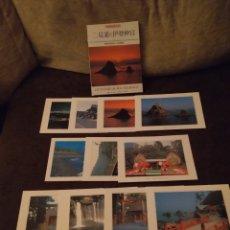Postales: ESTUCHE DE GRAN CALIDAD CON 11 POSTALES DE ISEJINGU FUTAMIGAURA. RARAS. NUEVAS SIN CIRCULAR. CAR. Lote 295387238