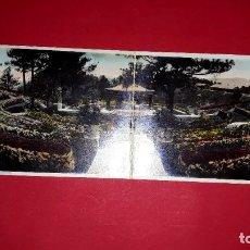 Postales: POSTAL DOBLE DE AMPHITHEATRE CAMPJONNHAY ( FILIPINAS ) ESCRITA 1917. Lote 295700313