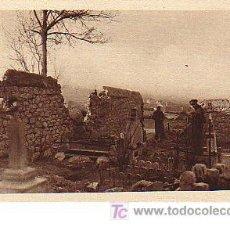 Postales: OVIEDO (ASTURIAS).- CEMENTERIO DE SAN PEDRO DE LOS ARCOS. Lote 14800250