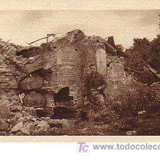 Postales: OVIEDO (ASTURIAS).- RESTOS DE LA CAPILLA DEL CEMENTERIO VIEJO. Lote 10427374